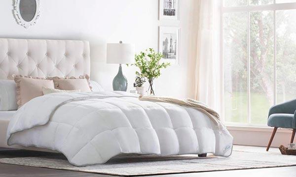 Puffy Comforter