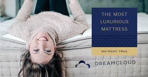 Dreamcloud Mattress Side Sleepers